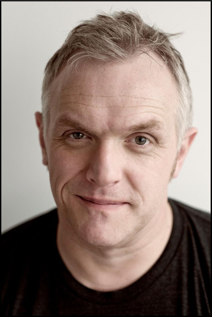 Greg Davies, one of my many weird celebrity crushes.
