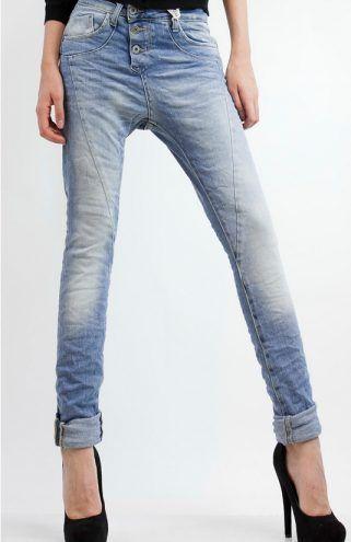 Please Store Jeans P78 Denim Chiaro 01