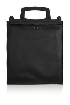 Givenchy Rave shoulder bag in black leather   NET-A-PORTER