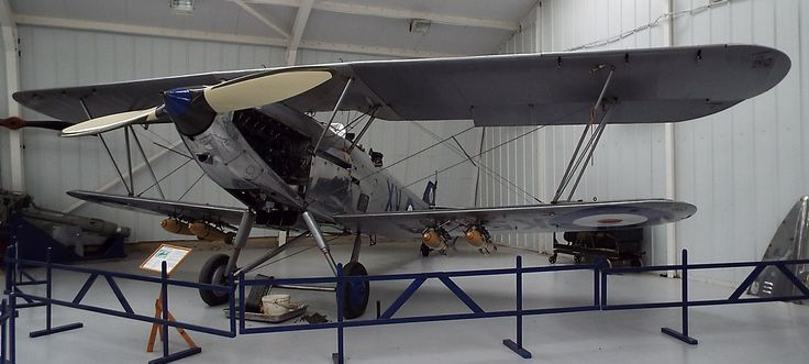 Hawker Hind 1934 Shuttleworth Collection