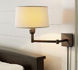 Wall Sconces, Wall Lamps, Wall Lighting U0026 Reading Lamps | Pottery Barn