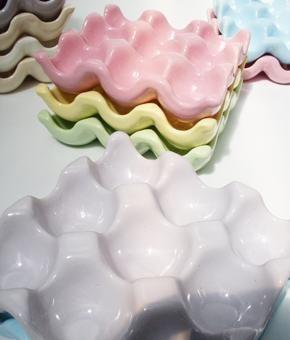 Tienda Palacio - Para tu Casa - huevera ceramica x9