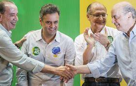Pesquisa do PSDB mostra que o partido, além de golpista, esta tirando os direitos dos trabalhadores   O preço que se paga...   O PSDB encomendou uma pesquisa para tentar encontrar as raízes do desencanto de eleitores que optaram pelo partido em 2014, mas hoje o rejeitam. O resultado surpreendeu alguns caciques da sigla. Quase dois terços dos que já votaram na legenda e agora torcem o nariz para ela citam o apoio às reformas da Previdência e trabalhista como o motivo do desgosto. As acusações…