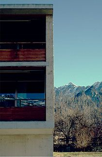 Home for Senior Citizens, Chur by Peter Zumthor