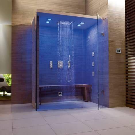 dampfdusche selber bauen badezimmer in 2019. Black Bedroom Furniture Sets. Home Design Ideas