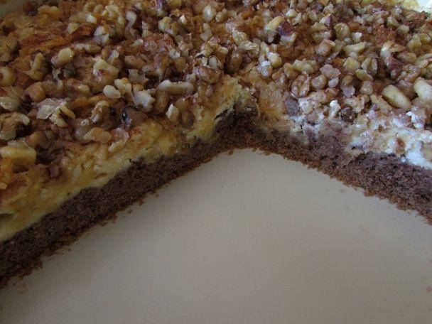 Drobenkový tvarohovo-jablkový koláč (fotorecept) - obrázok 12