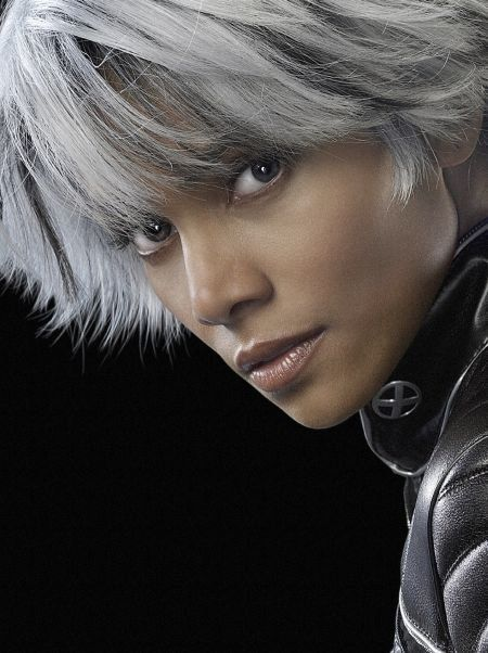 Halle Berry as Ororo Munroe/Storm in X-Men: The Last Stand