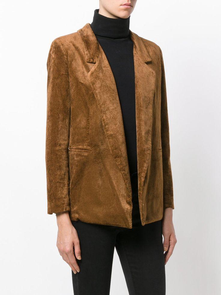 8pm chaqueta de pana con corte slim