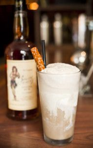 Sailor Jerry Rum Root Beer Float! Yessss!!