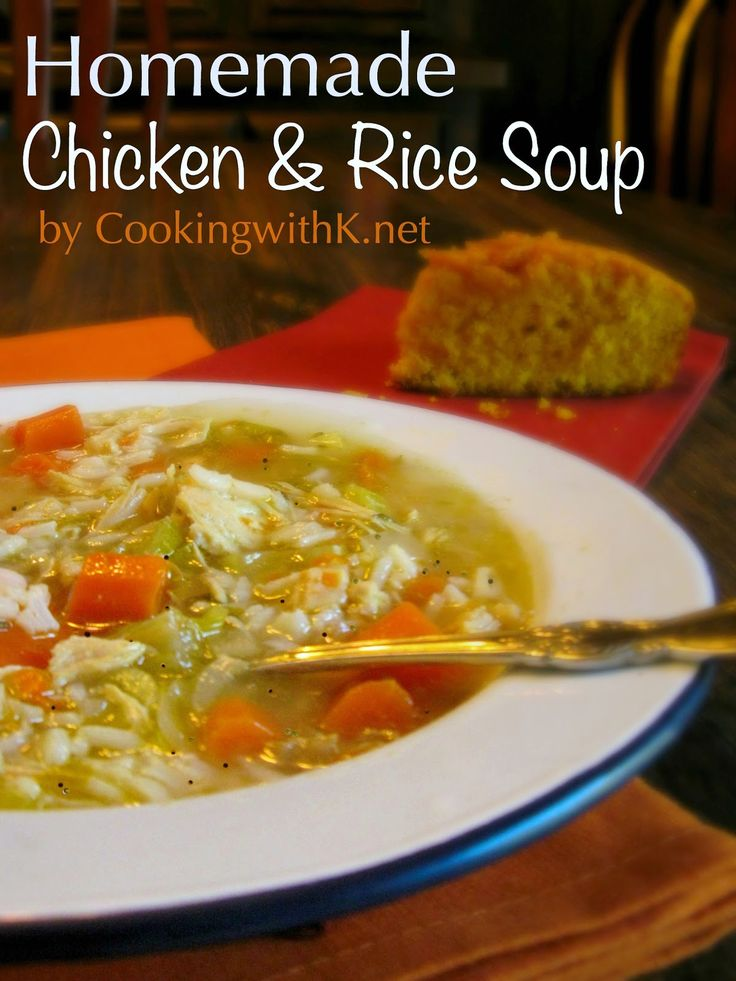 Campbells chicken and rice recipes easy