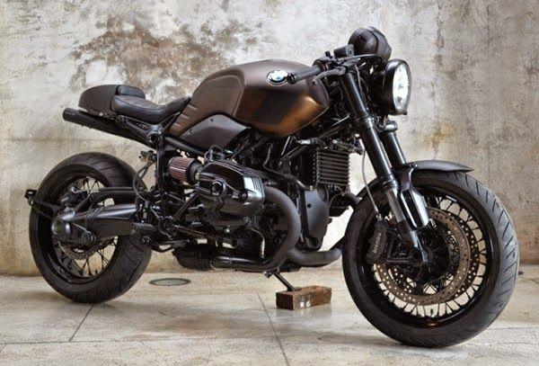 RocketGarage Cafe Racer: BMW R NineT Eurobike