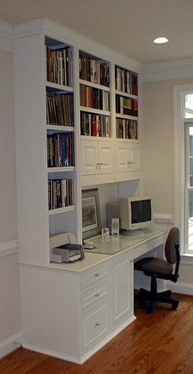 17 best ideas about built in desk on pinterest kitchen Built in study desk