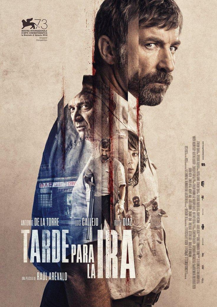Tarde para la ira (2016) España. Dir: Raúl Arévalo. Thriller - DVD CINE 2472
