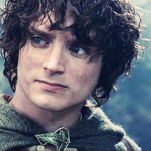 Newest Obsession Alert: Sorry guys but Frodo Baggins is my latest craze. He is so adorable in LOTR aw x)