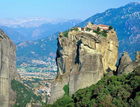 #Meteora, Grécia
