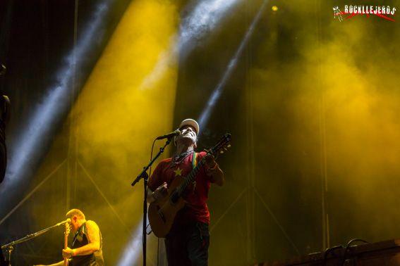 Fiesta aniversario XX edición del Festival Viña Rock