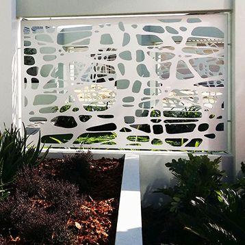 Sabacha - Metal Laser Cut Screens - Outdoor Screens & Wall Features - Watergarden Warehouse