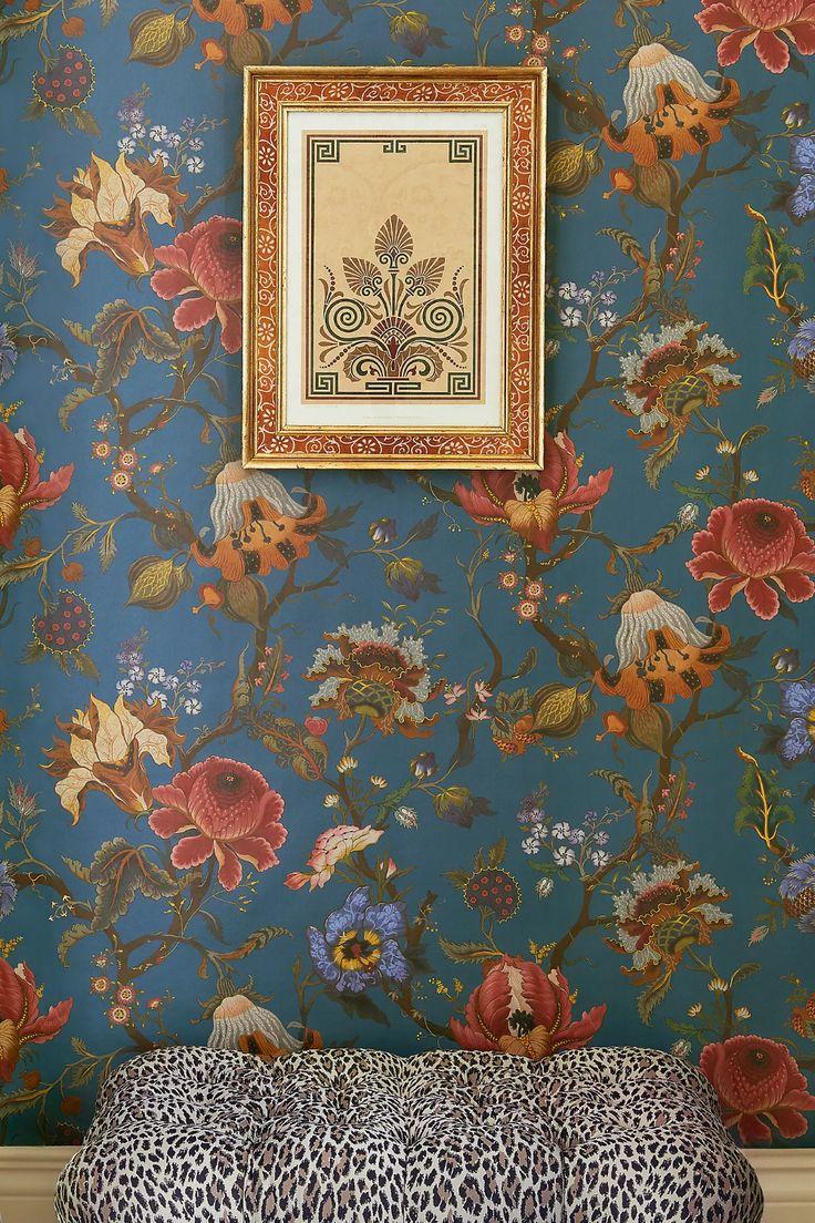 House of Hackney Artemis Wallpaper in 2020 Victorian
