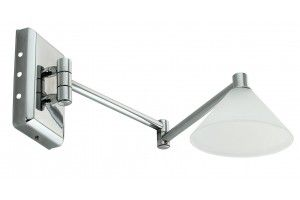 Domus Low Voltage Double Swing Arm No Switch Picture Light - Swing Arm LV
