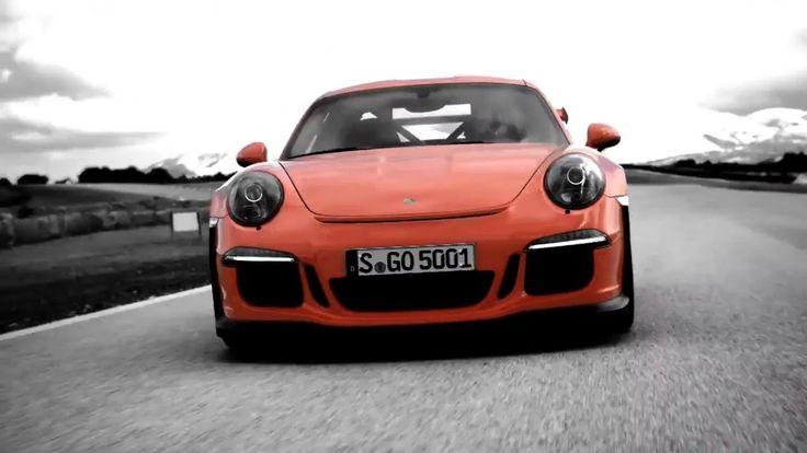 2015 Porsche 911 GT3 RS video debut II