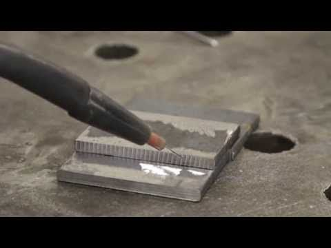 How To Weld With Flux Core (Beginners' Guide) With my EVERLAST Power iMig 205 - YouTube