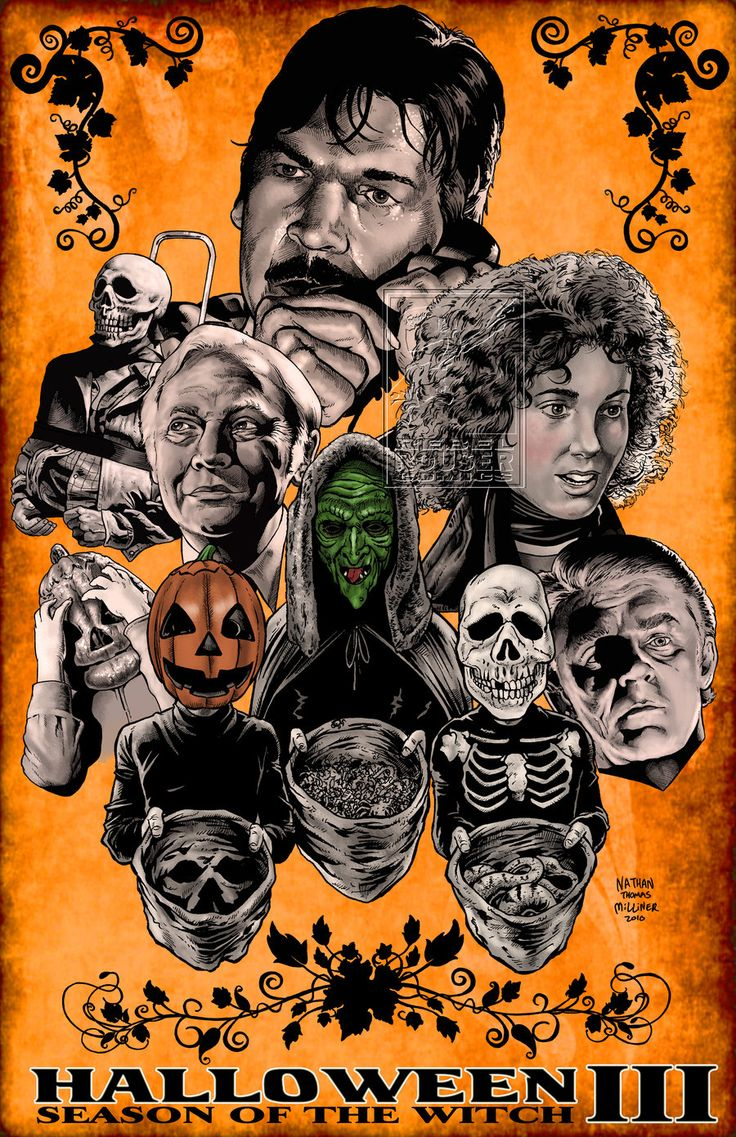 92 best Halloween III Season of the Witch images on Pinterest