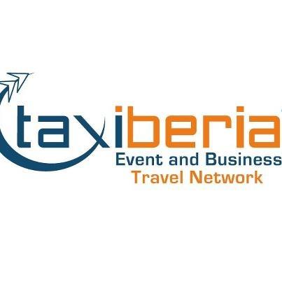 Nuevo logo de Taxiberia Spain