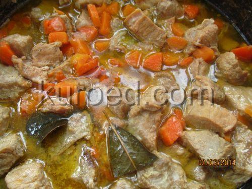#РЕЦЕПТЫ | Тушеное #мясо