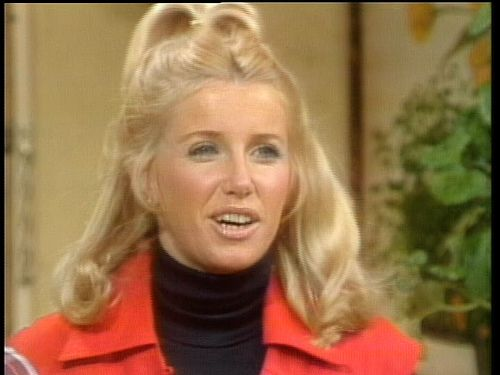 70s Suzanne Somers as Chrissy Snow in turtleneck Three's Company