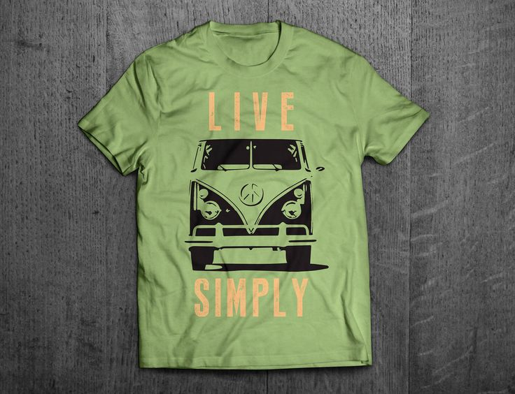 Upcycled Vintage VW T Shirt Graphic Hand Sewn green military Coat G0uT4u