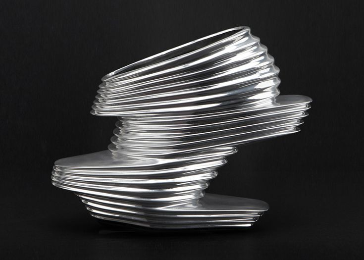 #ZahaHadids #NOVA shoes for #UnitedNude