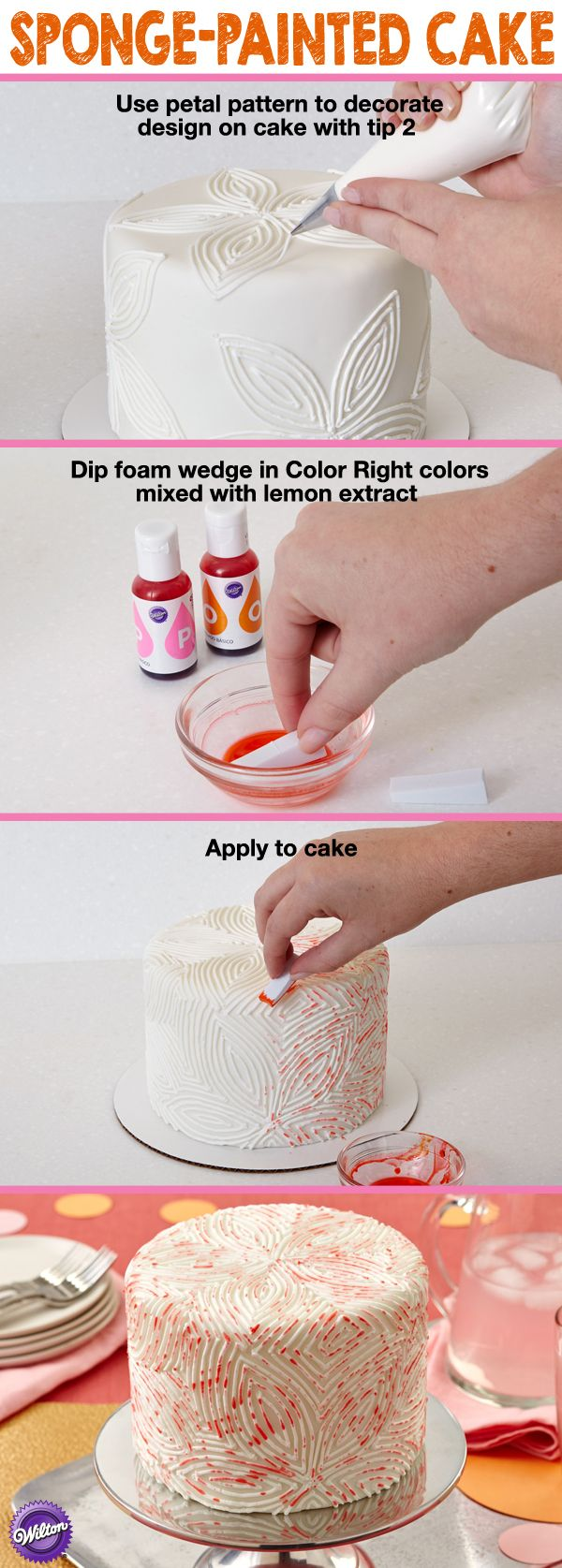 Cake Decorating Painting Icing : Best Fondant Christmas Cake ideas on Pinterest Christmas ...