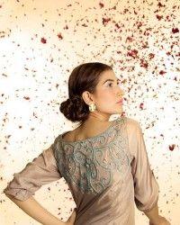 Zari Faisal Eid Dresses 2013 For Women | FashionInStep.Com