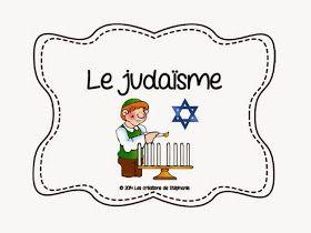 Les créations de Stéphanie: Lapbook : Le judaïsme