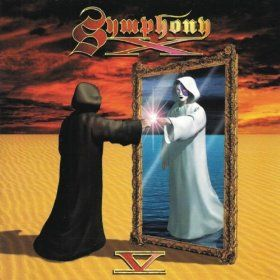 V: The New Mythology Suite Album by Symphony X 2000