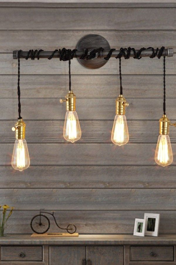 Easy Industrial Style Lighting Designs To Nail Your Urban