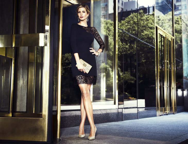 Ivanka Trump... love her outfit!!!