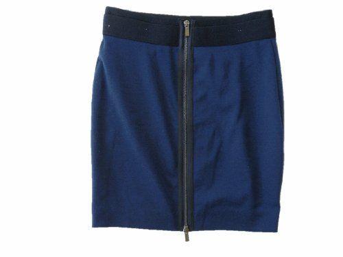 BCBGMAXAZRIA BCBG Navy Blue Mini Athena Pencil Stretch Skirt - XXS BCBGMAXAZRIA. $59.99