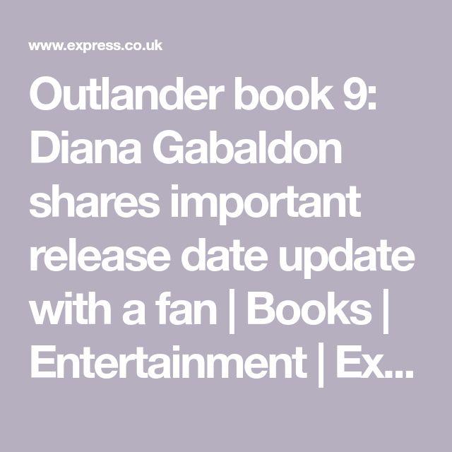 Gabaldon Outlander 9