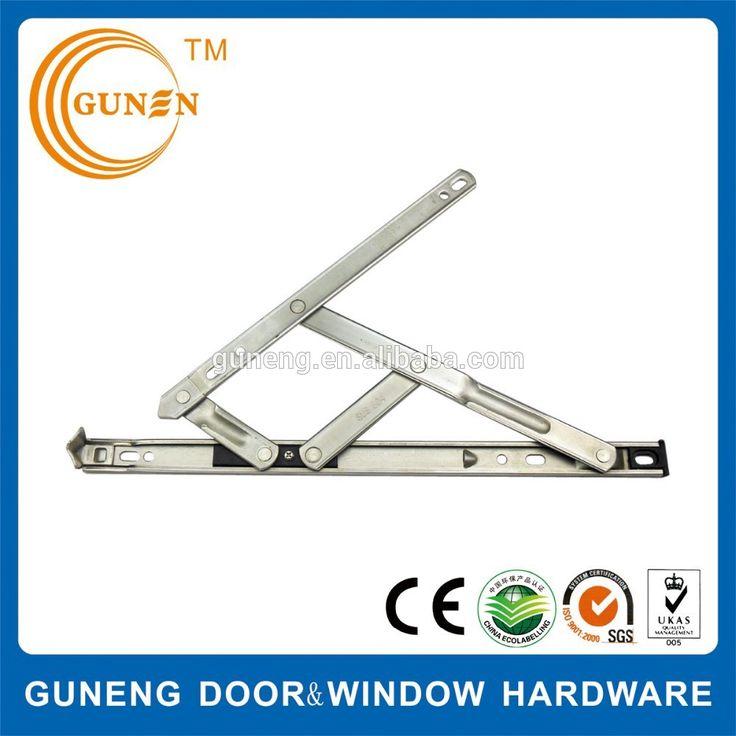 China de fábrica la producción de acero inoxidable ventana brazo bisagra / estancia fricción-imagen-Bisagras para puertas y ventanas -Identificación del producto:60122455736-spanish.alibaba.com