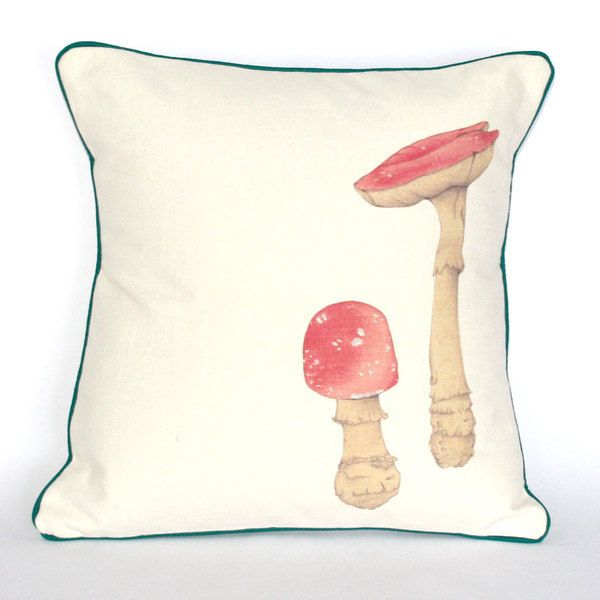 Toadstools - too cute! Spring/Summer collection 2014