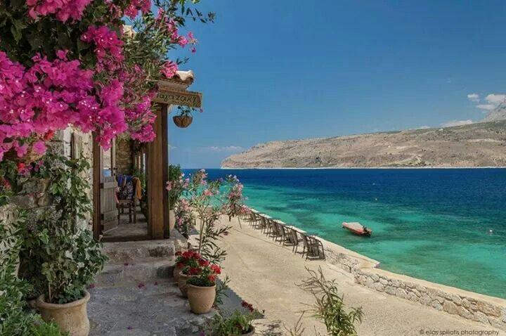 Limeni, Peloponesse, Greece