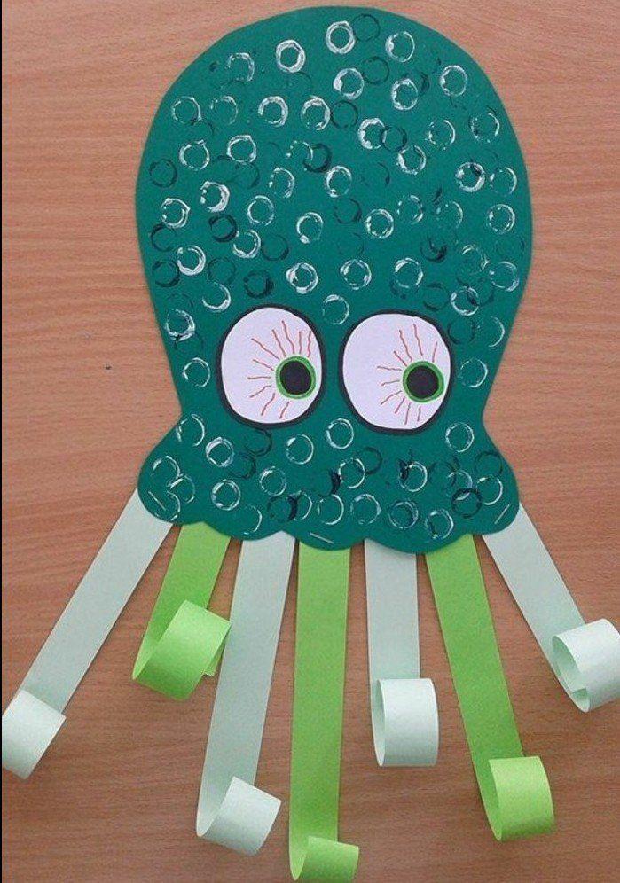 ▷ 1001 + kreative Ideen für manuelle Aktivitäten für den Kindergarten