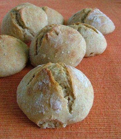 Petits pains aux graines de sésame, sans MAP - Miamm...maman cuisine ©