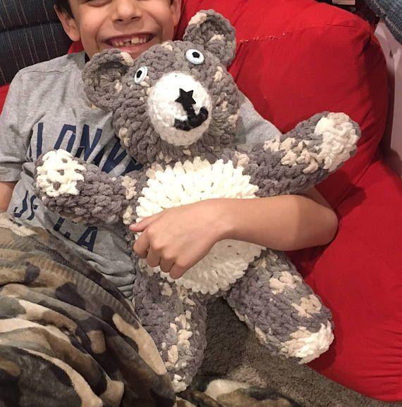 Heirloom keepsake bear Large Teddy bear Personalized