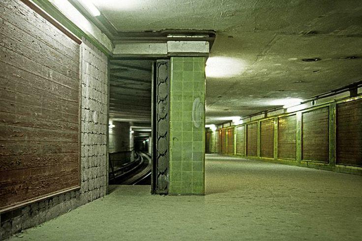 Potsdamer Platz, 1989