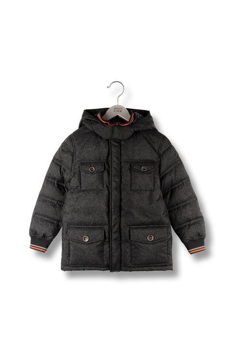 DOWN JACKET IN NYLON: Down jackets Men by Armani - 1