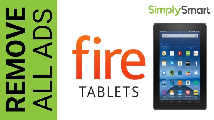 How to remove ads from amazon fire tablet 2 ways in 2020