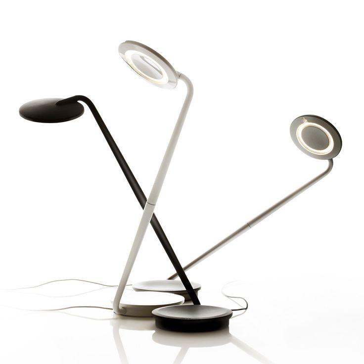 Pixo Bordlampe, Sølv, Design House Stockholm