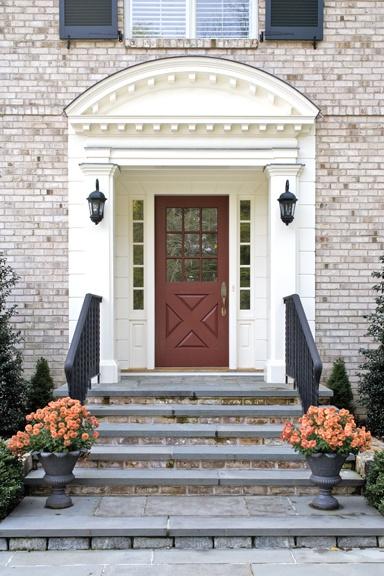 37 Best Front Door Surrounds Images On Pinterest